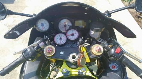GSX-R 1000 K4 Turbo